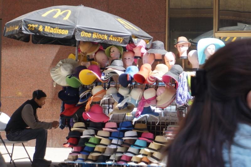 Hat Corner